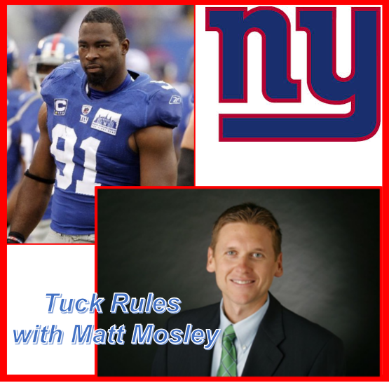 Tuck Rules With Matt Mosley