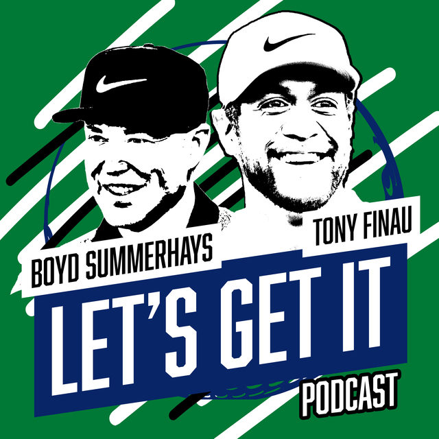 Let's Get It with Tony Finau