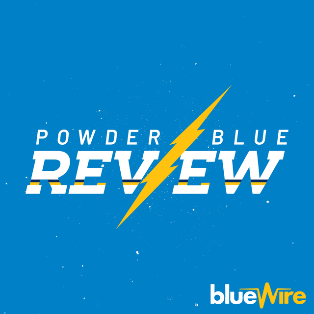 Powder Blue Review: An LA Chargers Pod