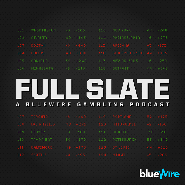 Full Slate: A Gambling Podcast
