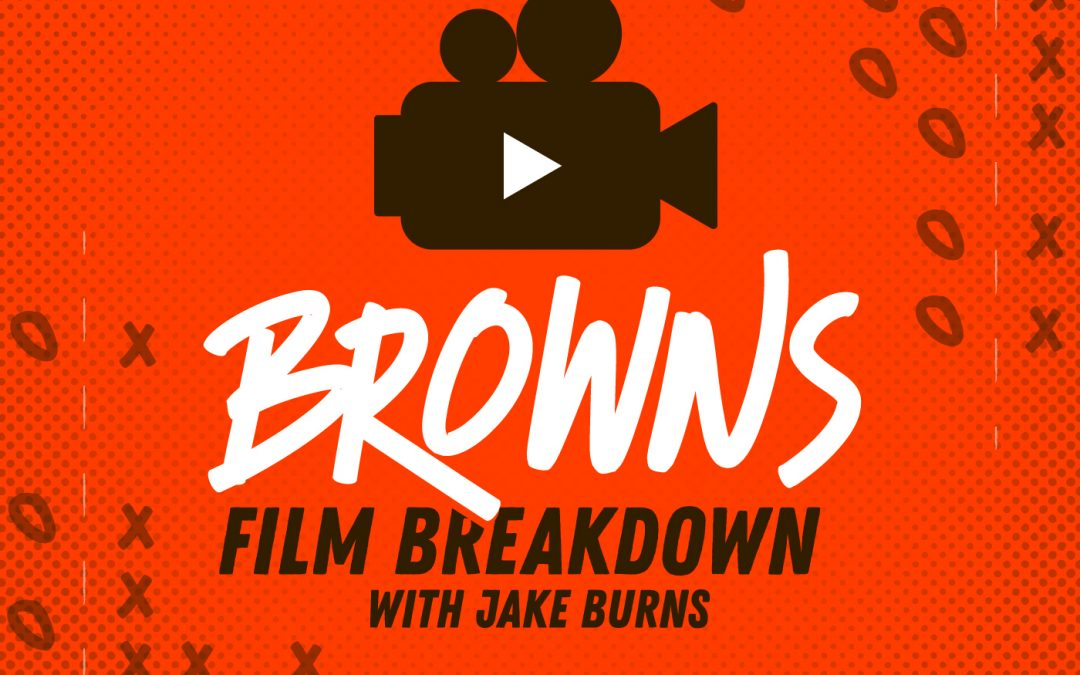 The Browns Film Breakdown Podcast