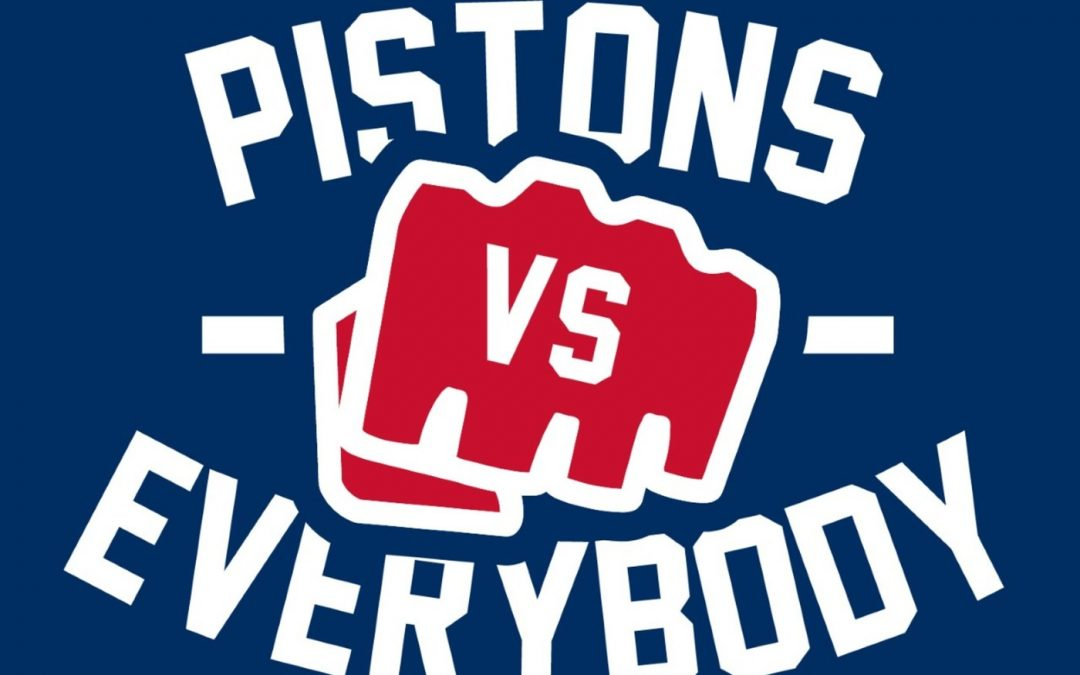 Pistons vs. The World
