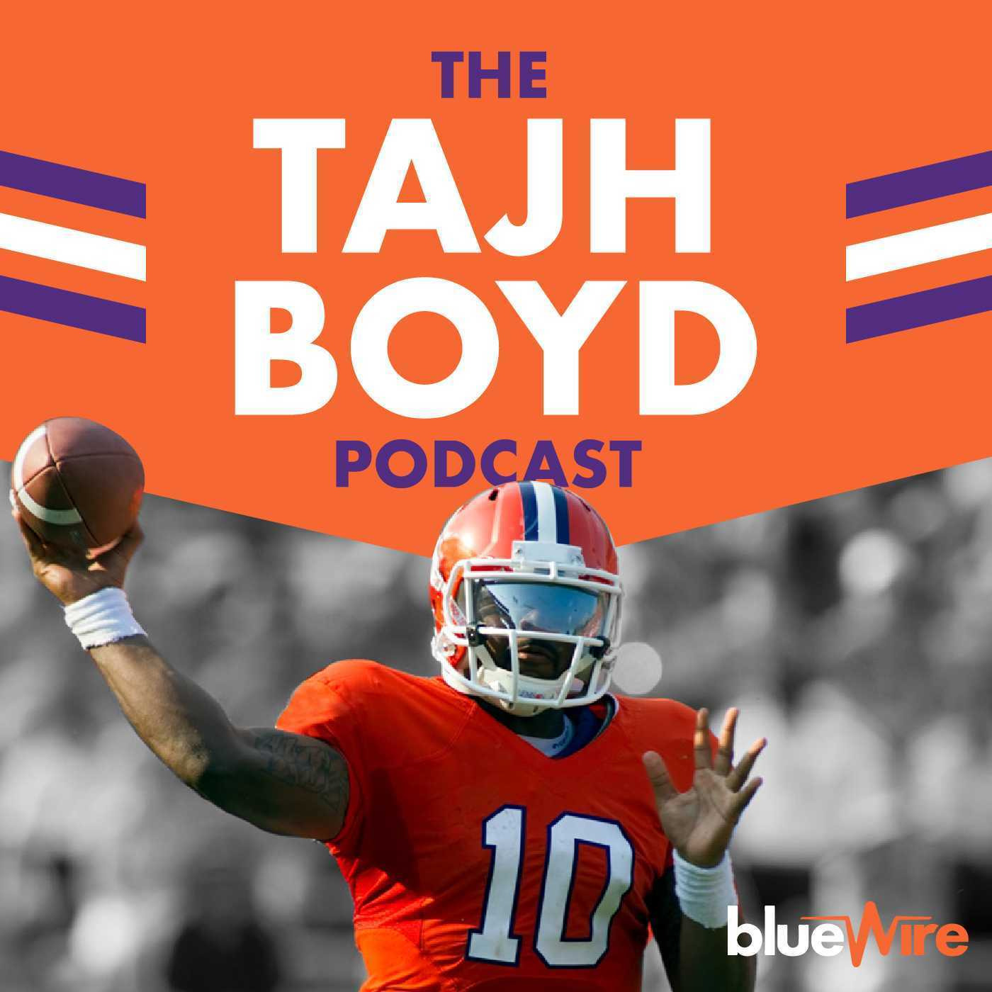 The Tajh Boyd Podcast