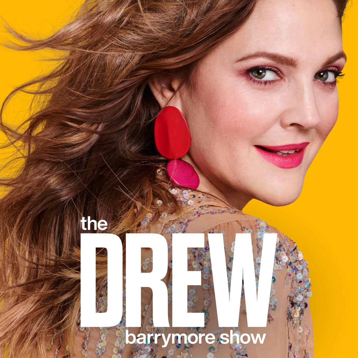 The Drew Barrymore Show Podcast Launches